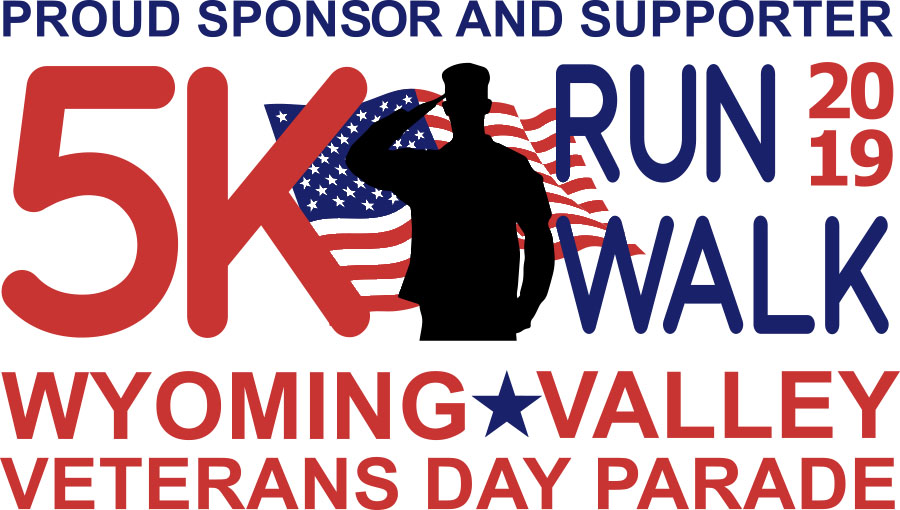 Wyoming Valley Veterans Day Parade 5k Run / Walk